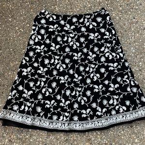 LAFAYETTE 148 A-Line Skirt, 8